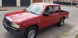 Mazda 2600 Doble Cabina 4x4 Año 2005