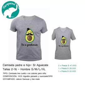 Camisetas diseños