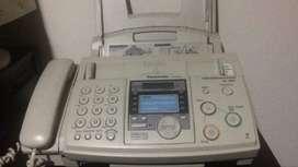 Teléfono fax copiadora