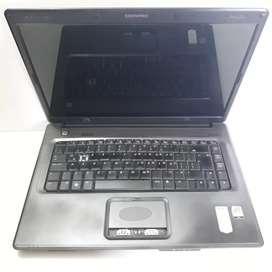 Notebook Compaq presario F500, no da video, repuestos