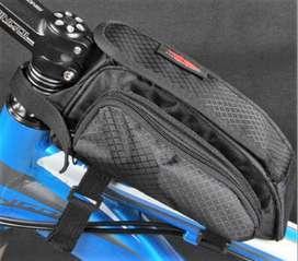Estuche  Bicicleta Impermeable Porta herramientas TQ-26 Rf 2605