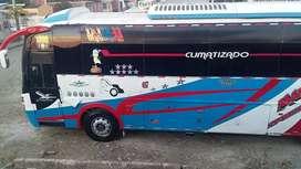 En venta Bus Volkswagen año 2009 con puesto