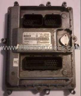ECU de Iveco Tector 220  EDC7