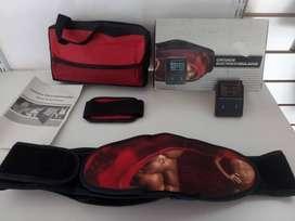 Cinturon Electroestimulador