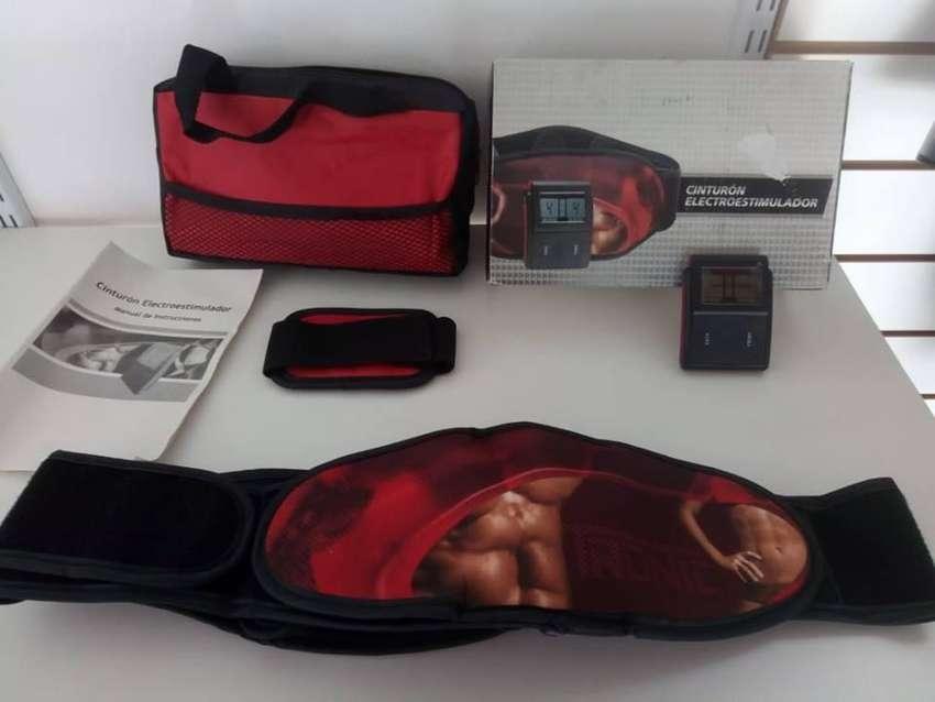 Cinturon Electroestimulador 0