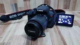 Gangazo!! Canon eos revel t5i como nueva