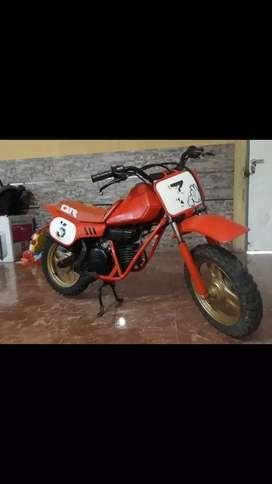 Honda QR 50cc de coleccion