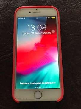 Vendo Iphone 6 64 GB Silver