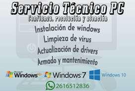 Instalación de Windows