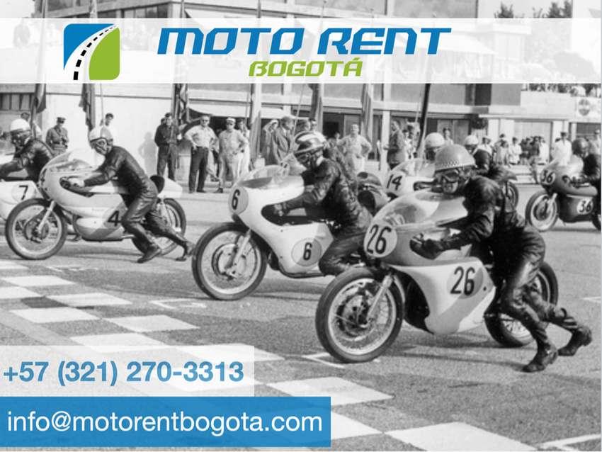 Alquiler de moto Bogota/ Moto Rent Bogota 0