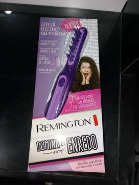 Cepillo desenredante remington