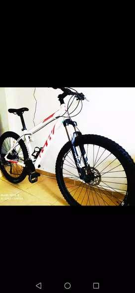 Bicicleta gw 9x3