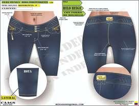 Necesito operaría experta en plana y fileteadora de jeans dama que viva en el sector de Cuba Pereira