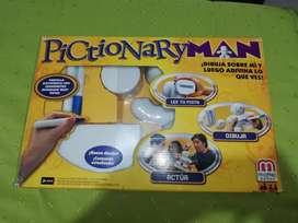Vendo pictionary man..¿Quien soy?   Negociable