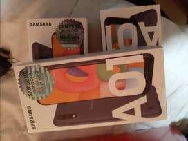 samsung galaxy a01 nuevo sellado original smartphone celular telefono