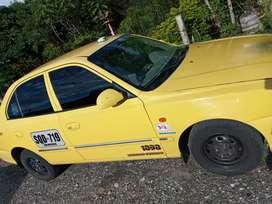 se vende o permuta taxi