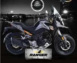 MOTO RANGER 250 FY OFERTA CHIMASA S.A.