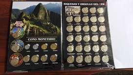 En venta álbum de colección numismática Ayacucho