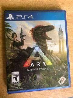 Ark juego ps4 en venta