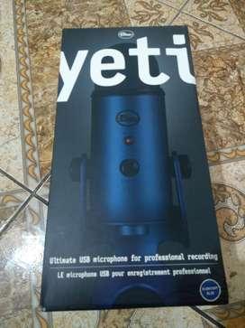 Micrfono Profesional Blue Yeti