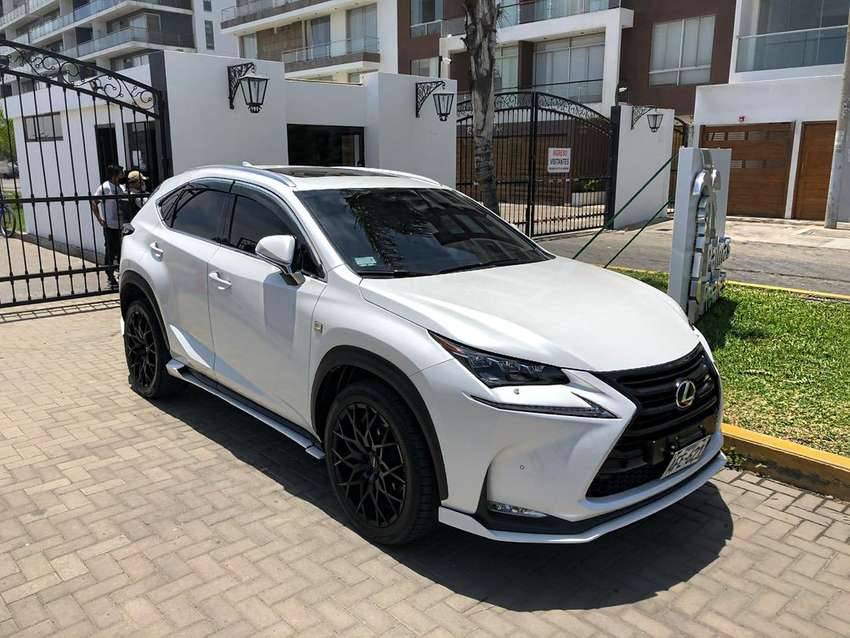 Camioneta LEXUS NX200T, año 2015, secuencial , Full, sunroof , impecable