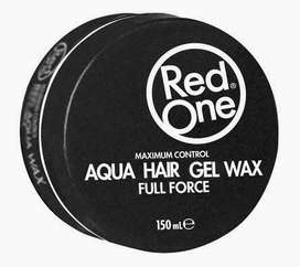 Gel Para Cabello Red One Negro Quicksilver Aqua Hair Gel Wax