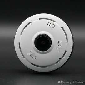 Camara Panorámica 1080p Full Hd 360° Con Visión Nocturna