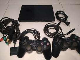 Hermosa PS2 SLIM jamás destapado