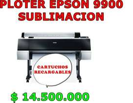 PLOTTER EPSON 9900 SUBLIMACION