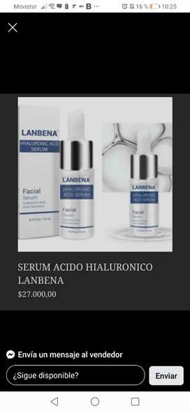 Lambena serun acido