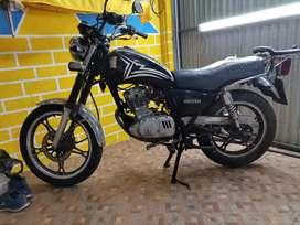 Moto gn125h