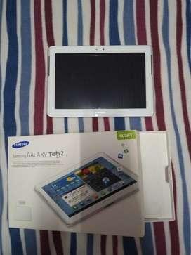Vendo Tablet Samsung Tab 2 10.1 Pulgadas