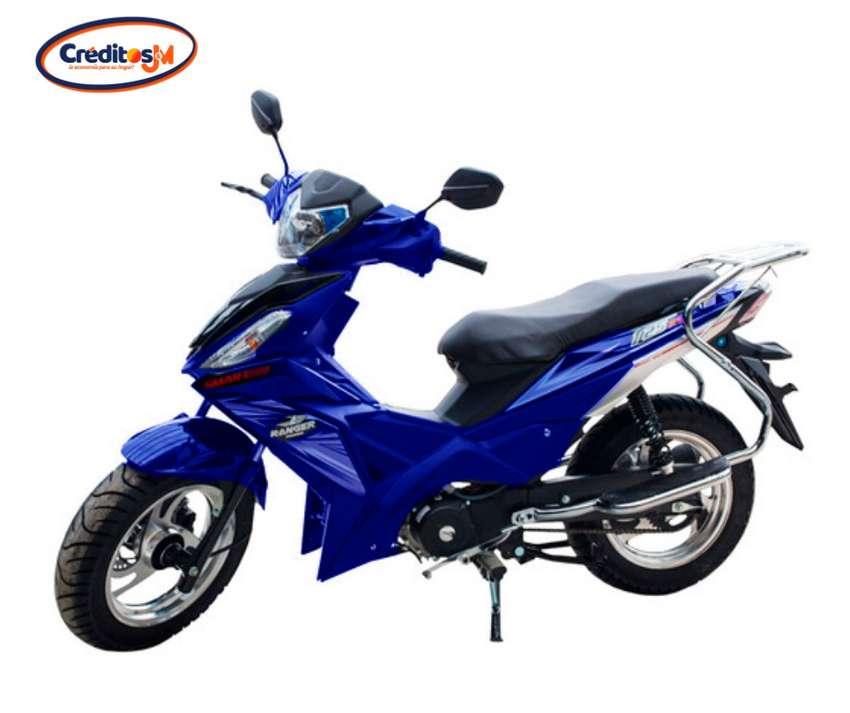 Moto caballito Ranger 125cc FY (2019) 0