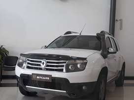 Renault Duster Luxe 2.0 4x4 con GNC