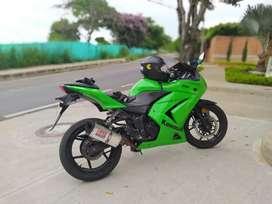 Ven-permuto Ninja 250 - 2012