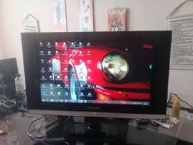 "MONITOR TIPO GAMER SAMSUNG DE 27"" FULL HD"