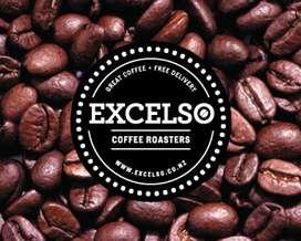 Café Colombiano Excelso 1/4, Granos Seleccionados De Primera