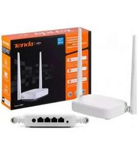 Router Repetidor Tenda Inalámbrico N301 Alto Rendimiento