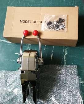 Palanca Morse Simple y Doble de mando de motor marino. s/ 330.00 Soles