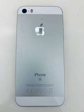 iPhone SE 16 Gb Silver