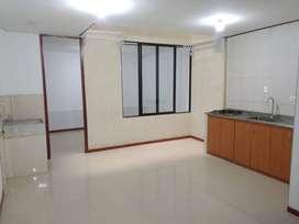 Arriendo Espectacular Apartamento 63 M2, 2 habitaciones, baño, cocina integral, sala comedor, Bellavista Occ, Bogotá, CO