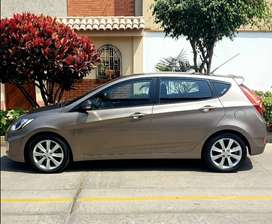Accent hatchback. Único Dueño. Año 2013 modelo 2014