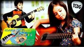 CLASES DE MUSICA TECLADO-GUITARRA Y TECNICA VOCAL DESDE $15.990