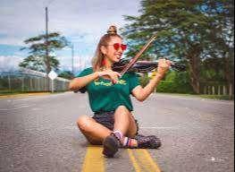 Clases de musica y violin virtual o presencial
