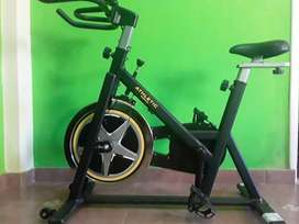 Bicicleta fija de spinning Athletic word profesional