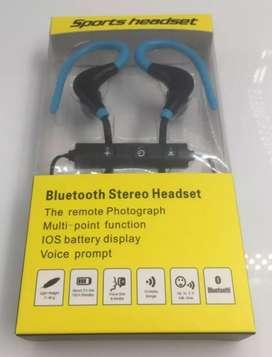 Auriculares Bluetooth con orejeras