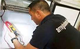 Trabajos y reparaciones en toda clase de electrodomésticos, gasodomesticos y lo que se te dañe en tu hogar