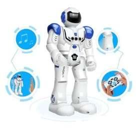 Juguete: Robot Androide Camina Música Baila Programable