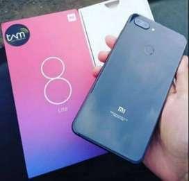 Xiaomi mi 8 lite totalmente nuevo