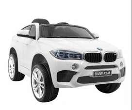 BMW X6 a batería